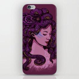 A Mermaid's Hair iPhone Skin