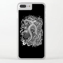 Winya No. 124 Clear iPhone Case