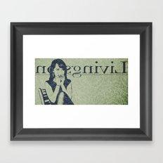 Livingston Framed Art Print