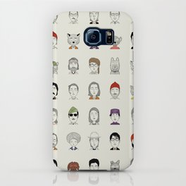Random People iPhone Case