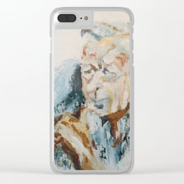 Ed Middleditch Clear iPhone Case
