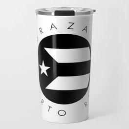 Abraza A Puerto Rico Travel Mug