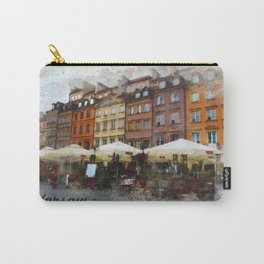 Warsaw old town II Carry-All Pouch