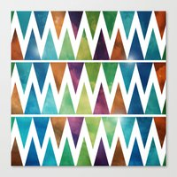 skyfall Canvas Prints featuring SkyFall by Digi Treats 2
