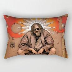 Big Lebowski Rectangular Pillow