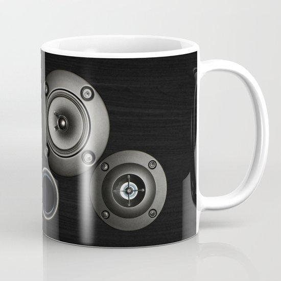 Speakers Coffee Mug