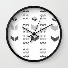 Feathersdesign Wall Clock