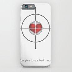 Shot Through The Heart iPhone 6s Slim Case