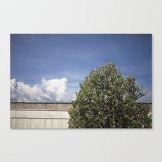 Italian Sky Canvas Print