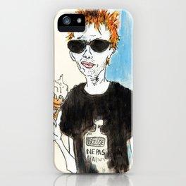 Yorke iPhone Case