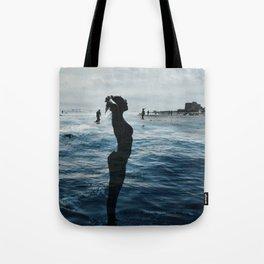 Waves Of Kaiti Tote Bag