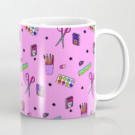 school supplies Coffee Mug
