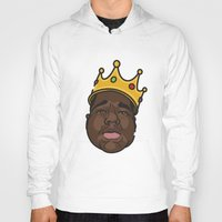 notorious Hoodies featuring Notorious by DollarsandCents