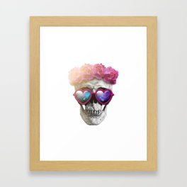 "Mortem in Gloria ""Yazz"" Framed Art Print"