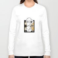 walter white Long Sleeve T-shirts featuring Walter by ouchgrafix urban art