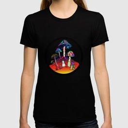 Garden of Shroomz T-shirt