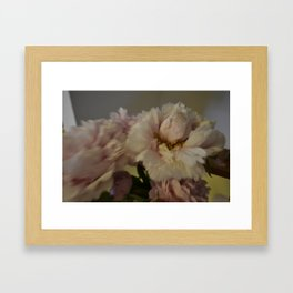 Coming At You Isn't It? Framed Art Print
