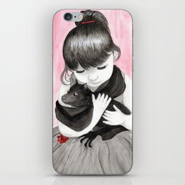 Strange Love iPhone Skin