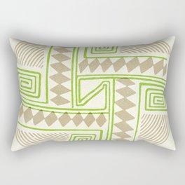 Cerámica Rectangular Pillow