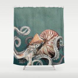 Creature Shower Curtain