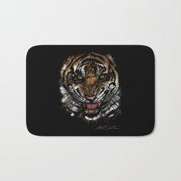 Tiger Face (Signature Design) Bath Mat