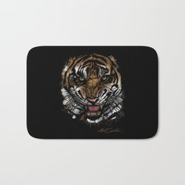 Tiger Face (Signature Design) Bath Mat