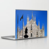 milan Laptop & iPad Skins featuring Milan by Kallian