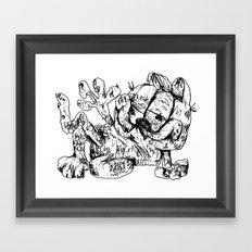 Fieldgar Framed Art Print
