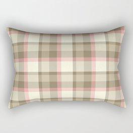 Plaid 3b Rectangular Pillow