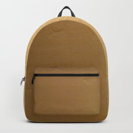 Imperfect Smooth VS Orange Peel Textures Backpack