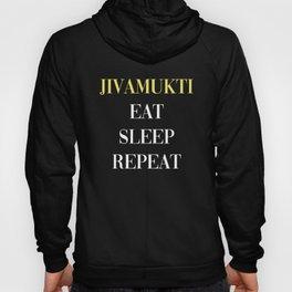 Jivamukti Eat Sleep Repeat Hoody