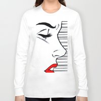 sports Long Sleeve T-shirts featuring Sports by notalkingplz