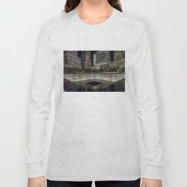 9-11 Memorial New York City Long Sleeve T-shirt
