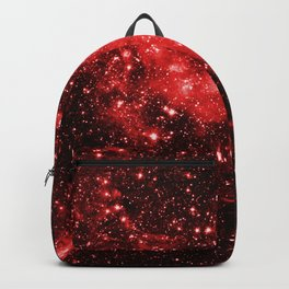 Chandra #1 Red Backpack