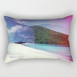 St John, USVI Multiple Exposure II Rectangular Pillow