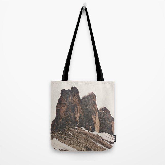 Three Rocks Tote Bag