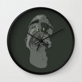 The Horror V3 Wall Clock