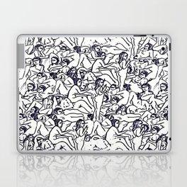 Hedonistic Astrophoria (Darkest) Laptop & iPad Skin