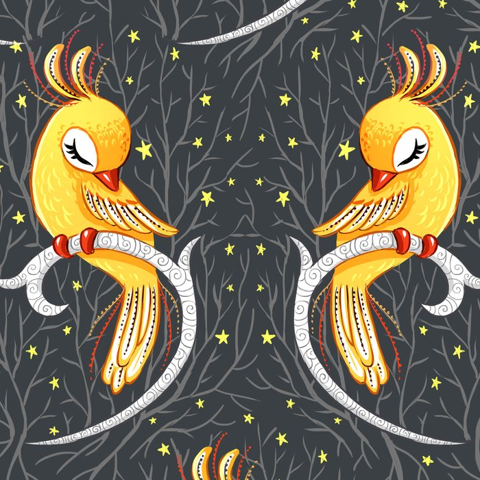 Magic Canary Leggings