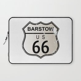 Barstow Route 66 Laptop Sleeve