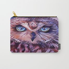 Northern Barred Owl - Hoot Owl Carry-All Pouch