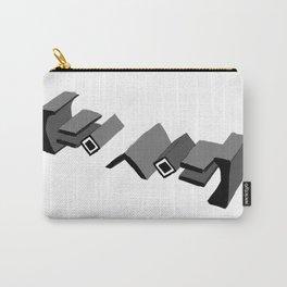 3D worldsmoji Carry-All Pouch