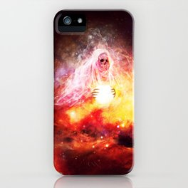 Liberate te ex inferis. iPhone Case