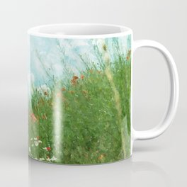 Meadow sunny summer beautiful moment Coffee Mug