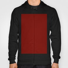 Barn red Hoody