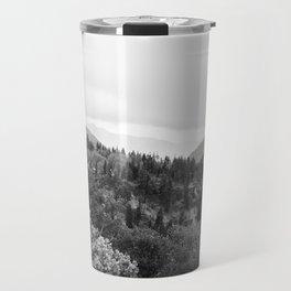 Fog Rolls In Travel Mug