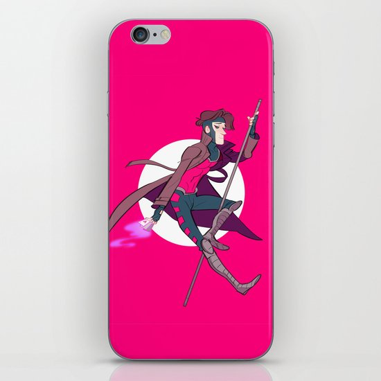 The Thief iPhone & iPod Skin