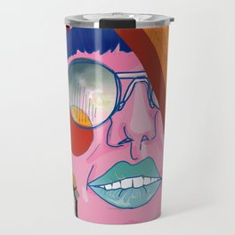 bound in imagination Travel Mug