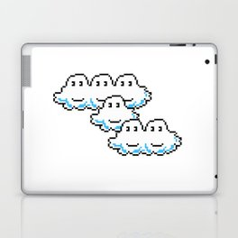 Super Mario Clouds Laptop & iPad Skin