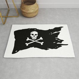 Pirate Flag Rug